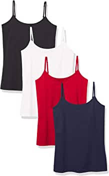 Red, Blue, White and Black